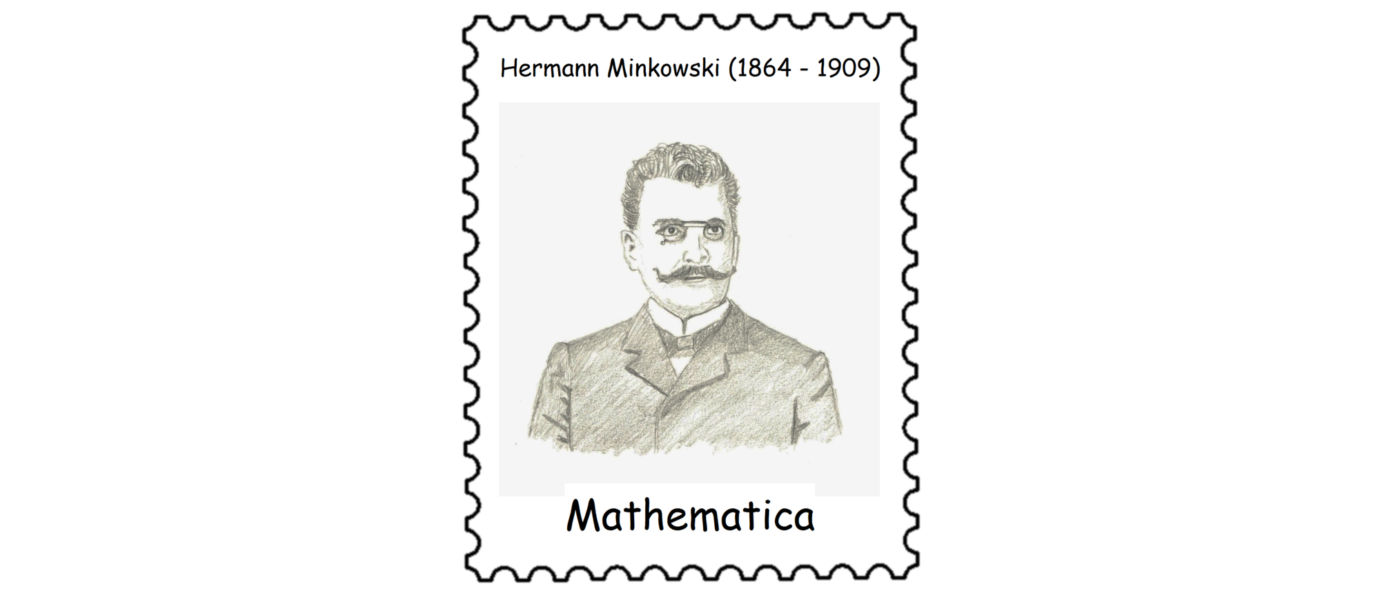Hermann Minkowski (1864 – 1909)
