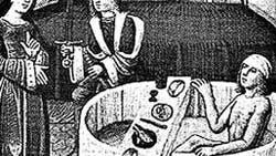 Mittelalterliche Briten waren überraschend wohlhabend