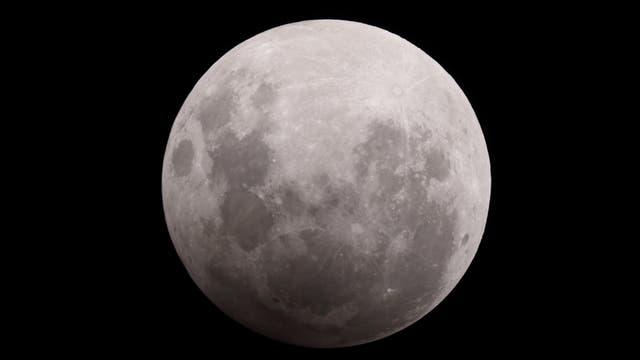 Halbschatten-Mondfinsternis vom 16. September 2016