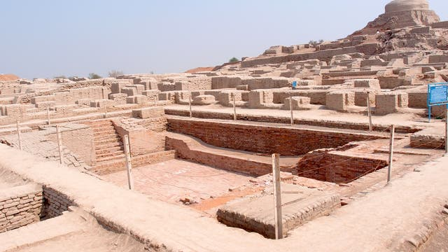 Ruinen der Indus-Kultur
