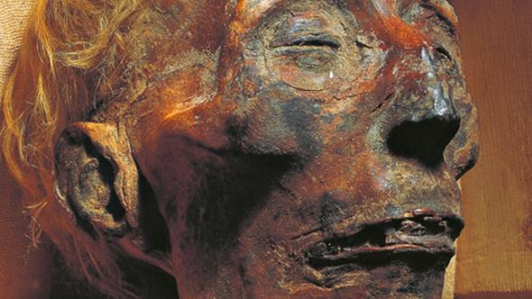 Mumienkopf