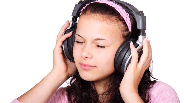 Musik hören