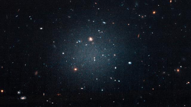 Ultradiffuse Galaxie DF2