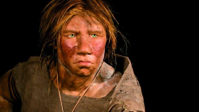 Neandertalerin
