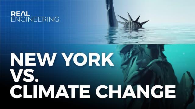 Warum New York besonders anfällig für Hochwasser ist