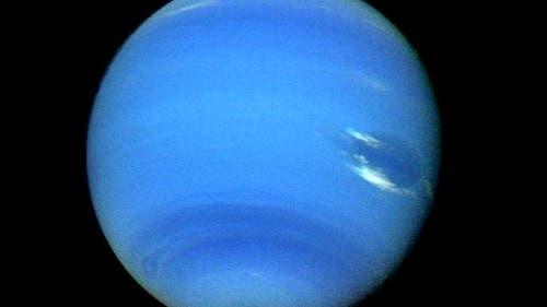 Der Planet Neptun