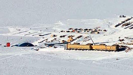 Amundsen-Scott-Station