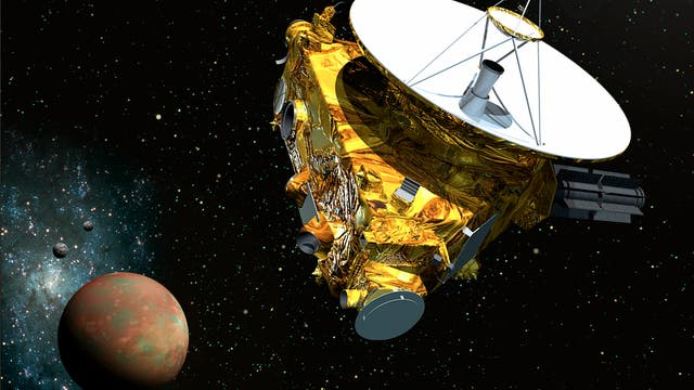 New Horizons – bis ans Ende unseres Sonnensystems