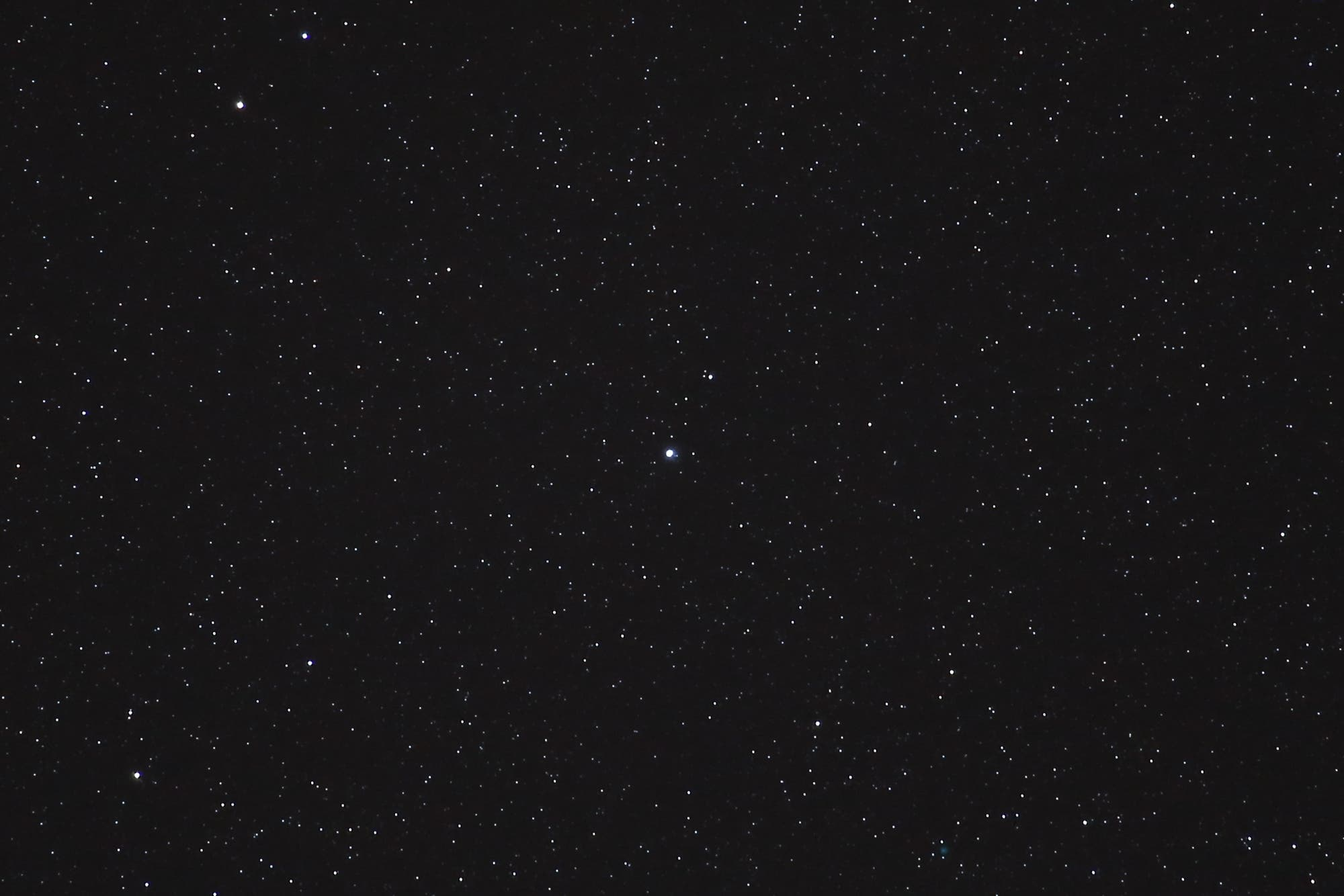 Nova Delphini 2013 bei einer Helligkeit von 5 mag