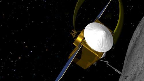 Asteroidensonde OSIRIS-Rex