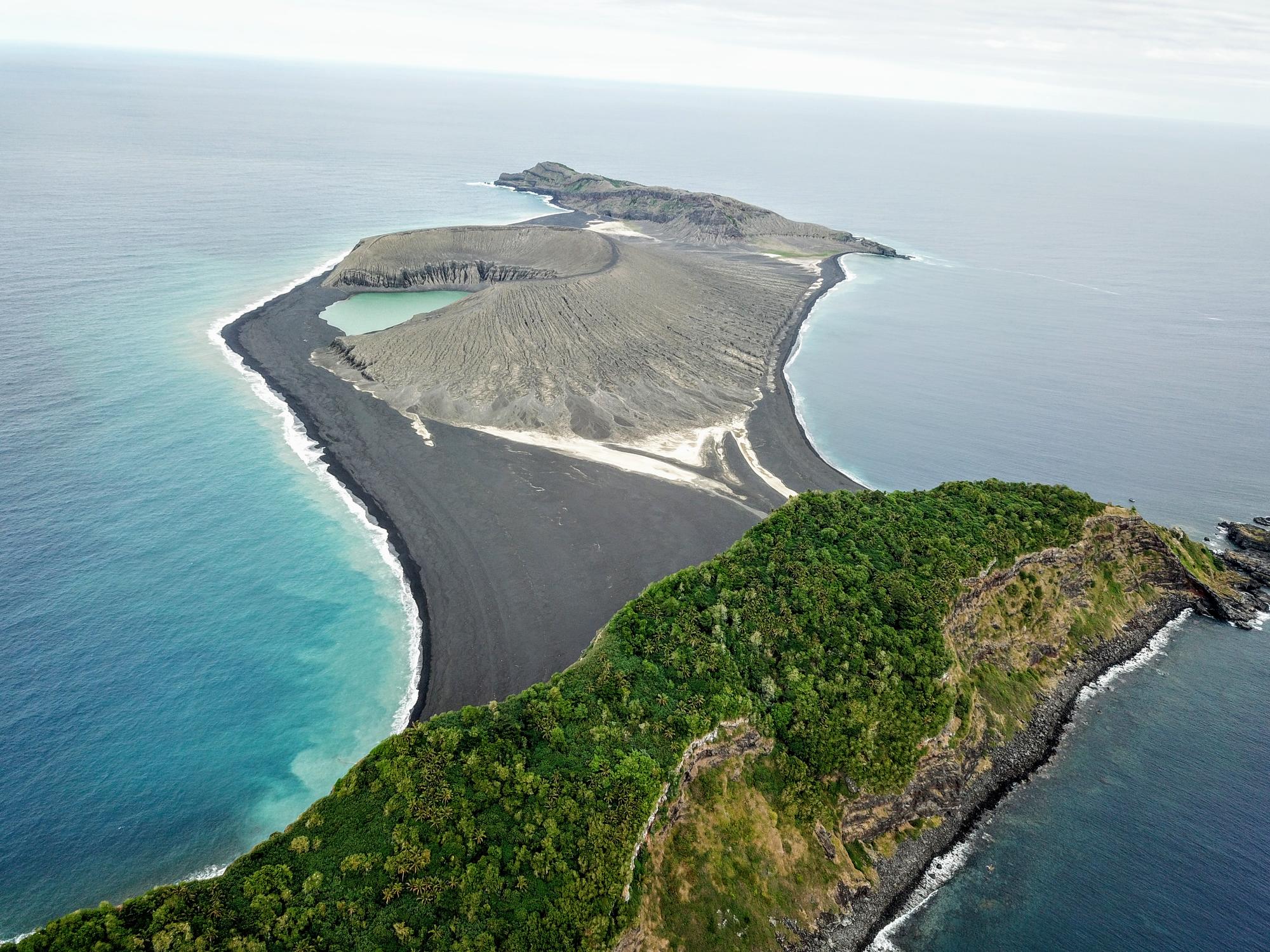 Hunga Tonga-Hunga Ha'apai