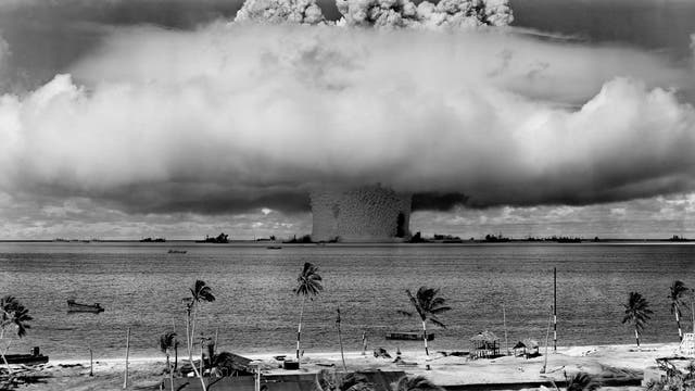 Kernwaffentest