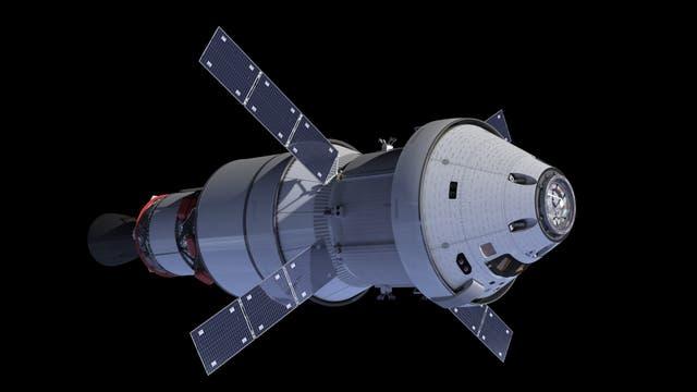 Orion-Raumkapsel