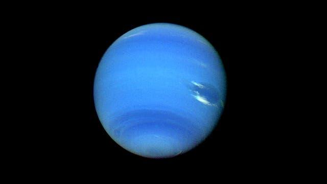 Neptun - der zweite blaue Planet in unserem Sonnensystem