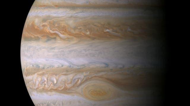Riesenplanet Jupiter