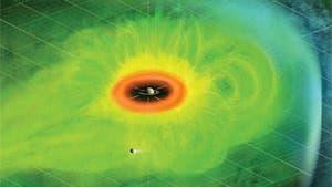Saturns Magnetosphäre