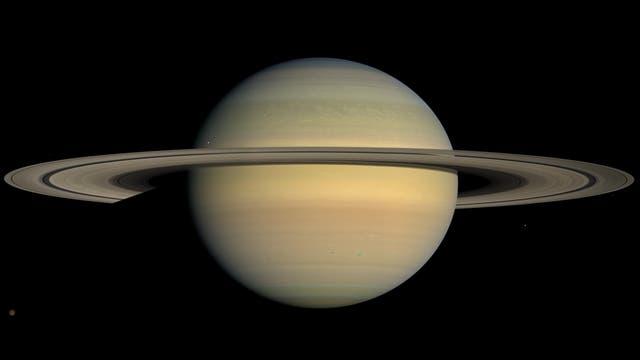 Der Ringplanet Saturn