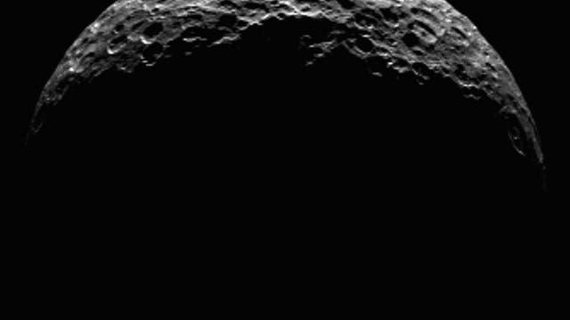 Ceres am 10. April 2015