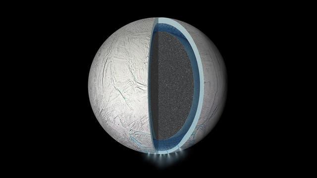 Enceladus-Ozean