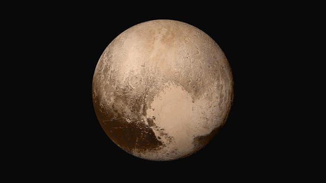 Der Zwergplanet Pluto