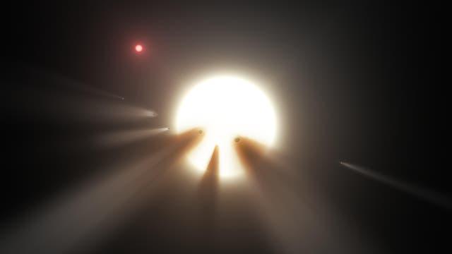 Tabbys Stern - KIC 8462852