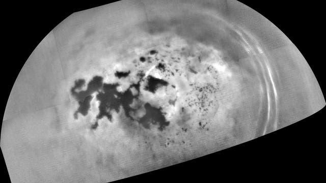 Methanmeere auf Titan