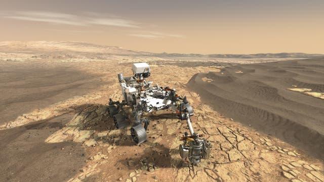 NASAs nächster Rover: Mars 2020
