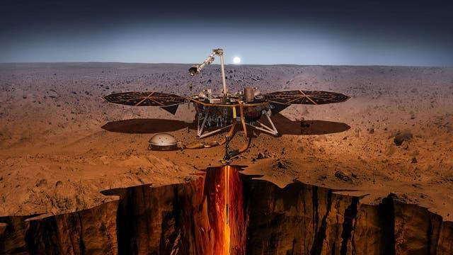 InSight-Lander