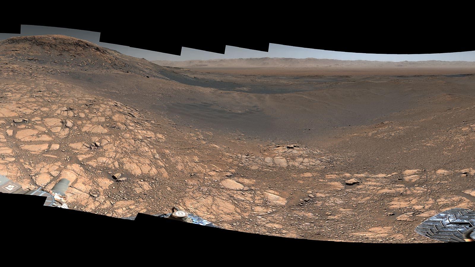 Fokus auf den Mars