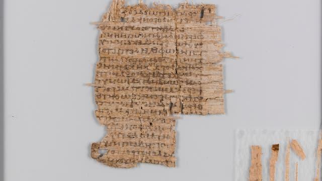 Baseler Papyrus