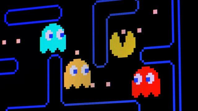 Das Computerspiel Pac-Man fasziniert bis heute