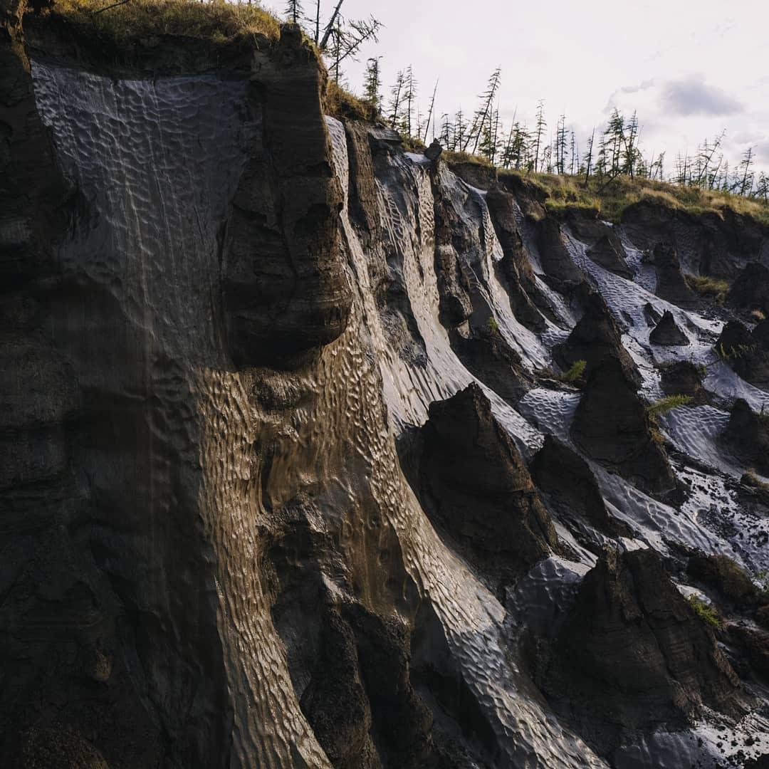 Permafrostwand