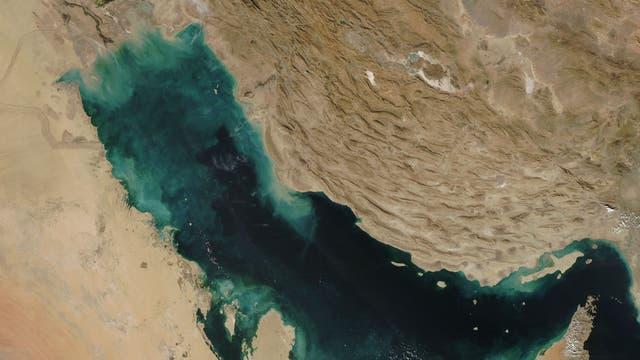 Der persische Golf