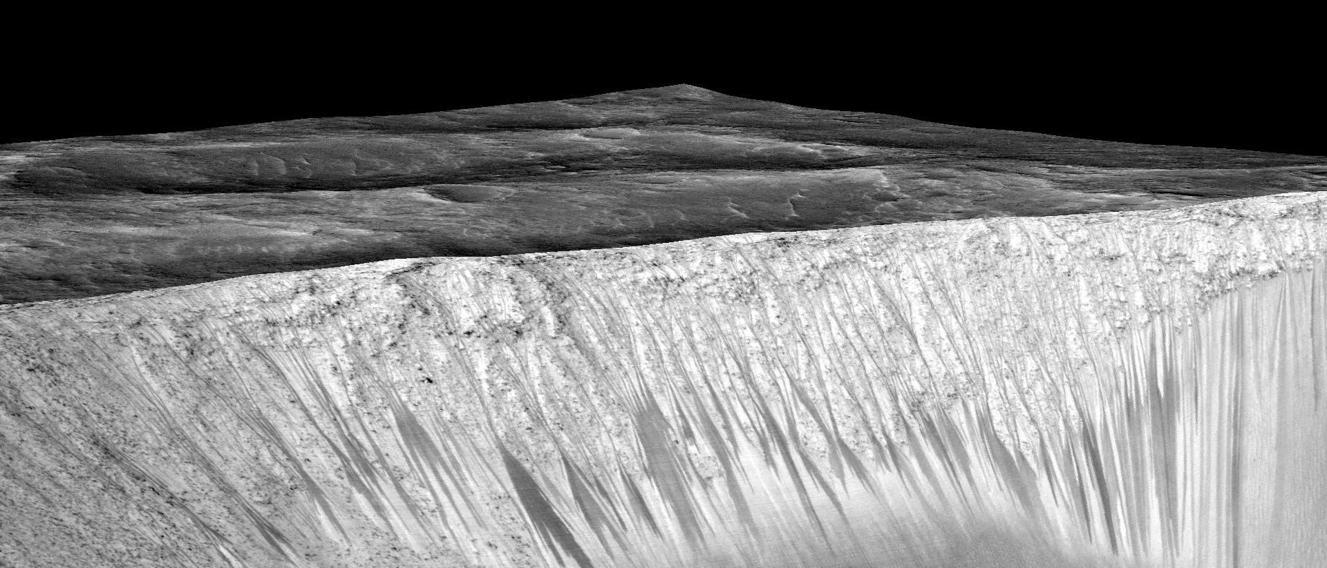 RSL auf dem Mars