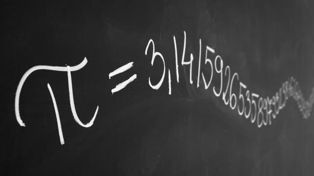 Die Kreiszahl Pi