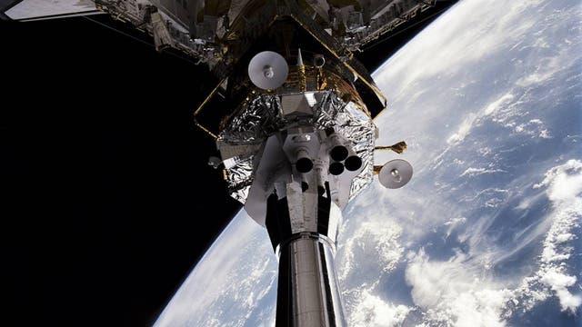Satellit des Defense Support Program