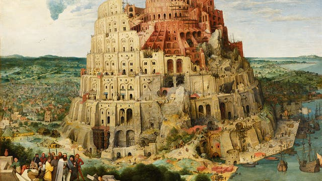 Die Physik - ein baufälliger Turm von Babel