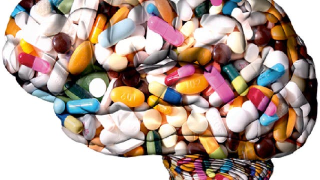 Pillen für den Geist