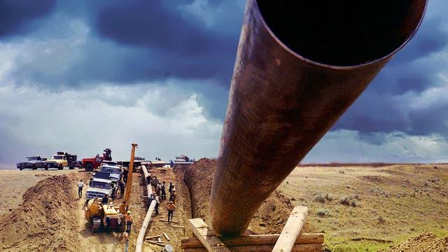 Trump will den Bau zweier Pipelines vorantreiben (Symbolbild)