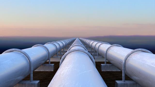 Um das ganze Kohlendioxid in die Erde zu pumpen, benötigt man viele Pipelines