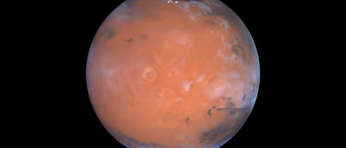 Mars – der Rote Planet
