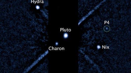 Plutos vierter Mond
