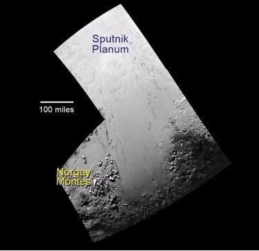 Die bislang schärfsten Bilder von Pluto