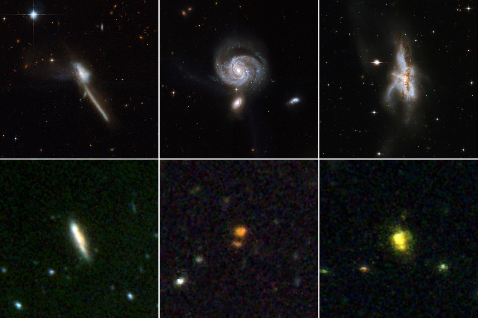 Quasar-Merger