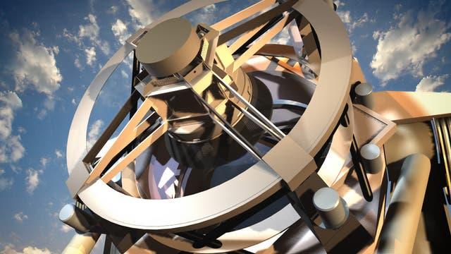 Das Large Synoptic Survey Telescope (LSST )