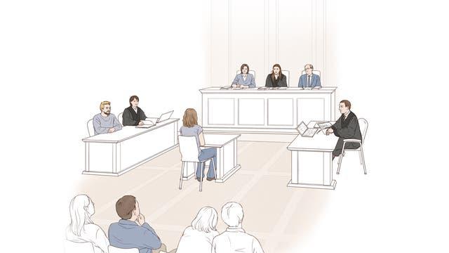 In einem Strafprozess zählen Fakten – aber nicht nur. Tatsächlich können  Richter, Staatsanwälte, Verteidiger und Zeugen über eine Vielzahl von  psychologischen Fallstricken stolpern.