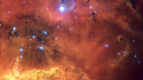 NGC 2467 im Sternbild Achterschiff