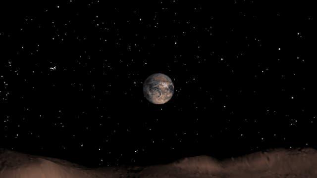 Asteroid nähert sich der Erde