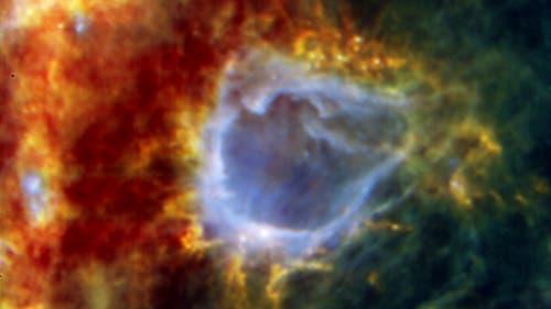 Sternentstehungsregion RCW 120