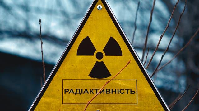 Achtung: Radioaktivität